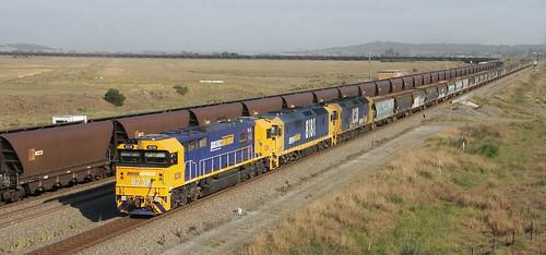 8238 + 8181 & BL30 PN #5322 grain Whittingham 25th Oct