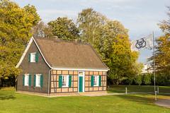 Zentrum von Essen: das Kruppsche Stammhaus