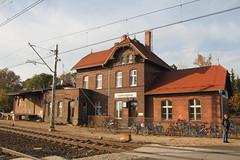Lednogóra train station