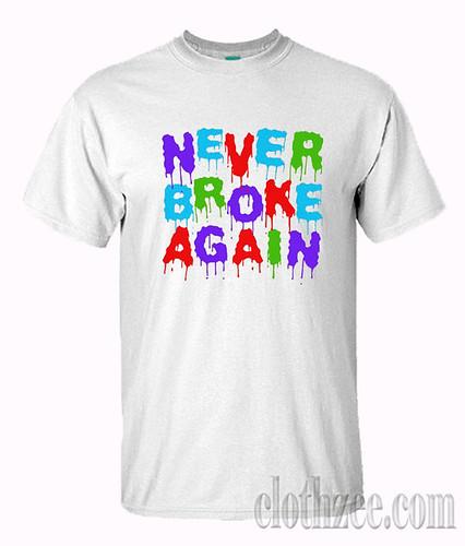 Never Broke Again Trending T Shirt