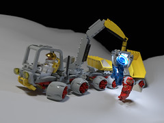 Moon Recovery Rig