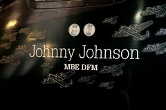 Royal British Legion 2019 Poppy launch Bristol Temple Meads station with Sqn Ldr Jonny Johnstone MBE DFM image no 5