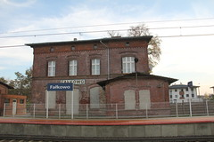 Fałkowo train station