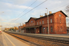 Pobiedziska train station