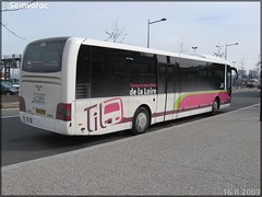 Man Lion's Coach – Cars Philibert / TIL (Transports Interurbains de la Loire) n°926 - Photo of Saint-Jean-Bonnefonds