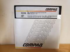 Compaq DOS v1.10