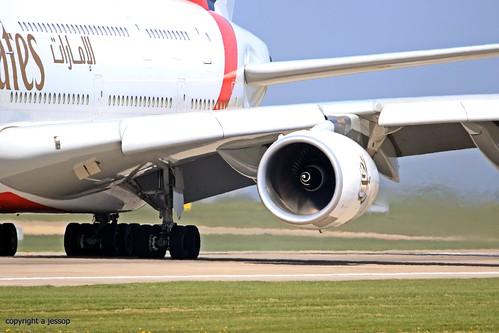Emirates airbus A380 A6-EUT  J78A2225