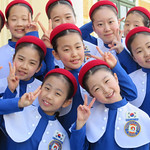 A Clutch of Korean Kids by John Reddington