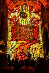 Northern Lights, York Minster