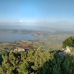 Lac du Salagou, par le Mont Liausson (26/10/2019) - Photo de Mourèze (France) le 26/10/2019