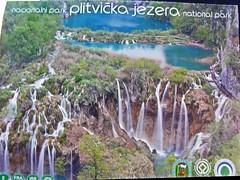 Croatie, le Parc du Lac Plitvicka