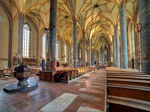 Schwaz Liebfrauenkirche
