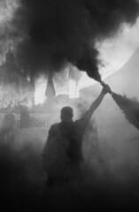 Дымовая завеса / Smoke shroud