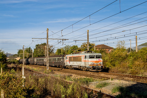 26 octobre 2019 BB 7338 Train 803440 St-Jory -> Souillac Cazoulés (24)