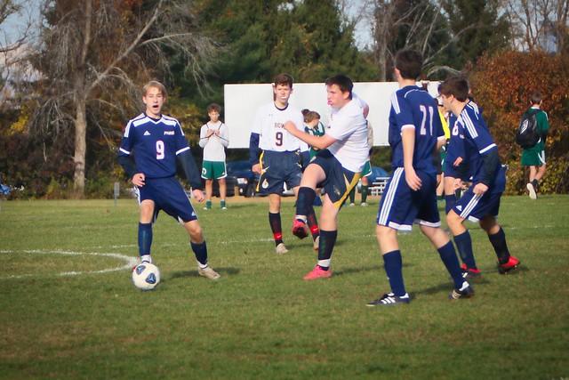 Bow Boys JV Soccer
