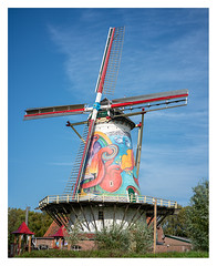 Windmills through the ages