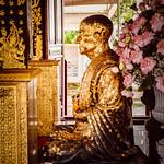 Monk Statue at Pitchaya Yatokaram