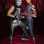 Fred and Jason Halloweenie 14-491