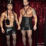 Fred and Jason Halloweenie 14-468