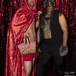 Fred and Jason Halloweenie 14-442