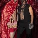 Fred and Jason Halloweenie 14-440
