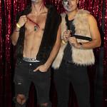 Fred and Jason Halloweenie 14-438