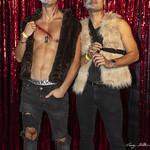 Fred and Jason Halloweenie 14-436