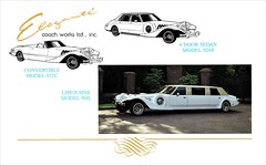 1993 Elegante Convertible, Sedan & Limousine