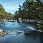 River Affric by Iain Houston