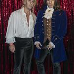 Fred and Jason Halloweenie 14-493
