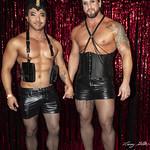 Fred and Jason Halloweenie 14-467