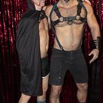 Fred and Jason Halloweenie 14-432