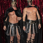 Fred and Jason Halloweenie 14-380