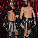 Fred and Jason Halloweenie 14-380