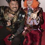 Fred and Jason Halloweenie 14-522