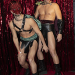 Fred and Jason Halloweenie 14-292