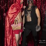 Fred and Jason Halloweenie 14-443