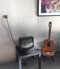 des guitares disséminées, l'atelier de Pechbonnieu