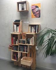 l'atelier de Pechbonnieu, zone de dons, super fournie