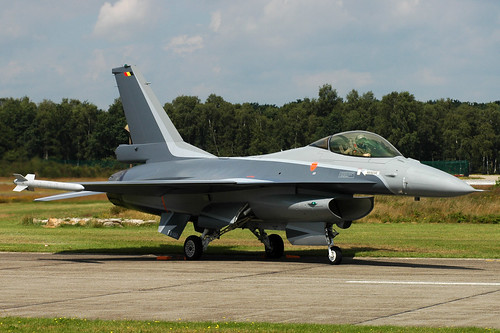 FA-131 spc F-16AM BelgianAC unmarked 070717 Kleine Brogel 1002 [Demo c:s]