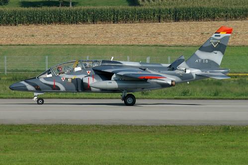 AT-18 d Alphajet BelgianAC 1W 040902 Payerne 1001