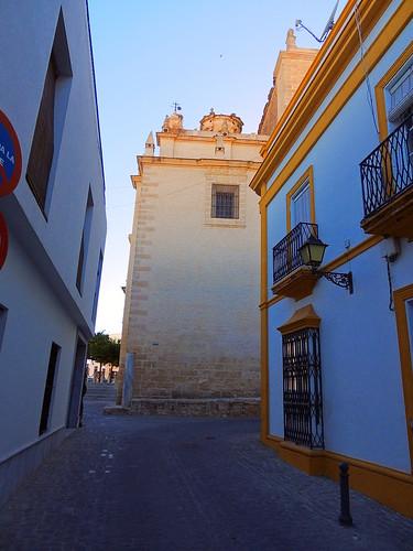<Calle Naranjos> Lebrija (Sevilla)
