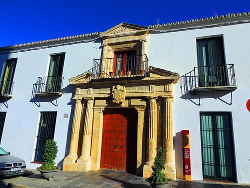 <Antiguo Cabildo> Lebrija (Sevilla)