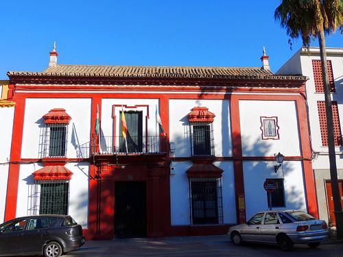<Cilla del Cabildo Eclesiástico> Lebrija (Sevilla)