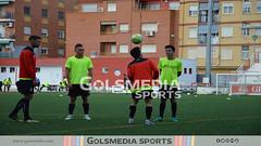 CD.ACERO - 0 - 1 - SAGUNTINO (Juan Vicente Lopez)