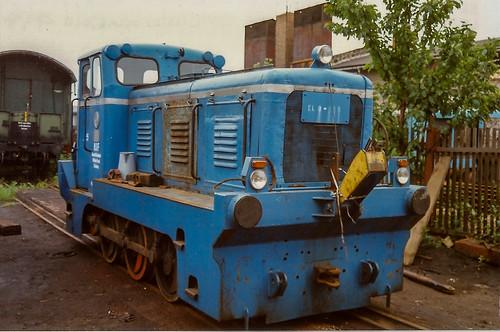 Standard gauged Malowa Akku ex-V10C