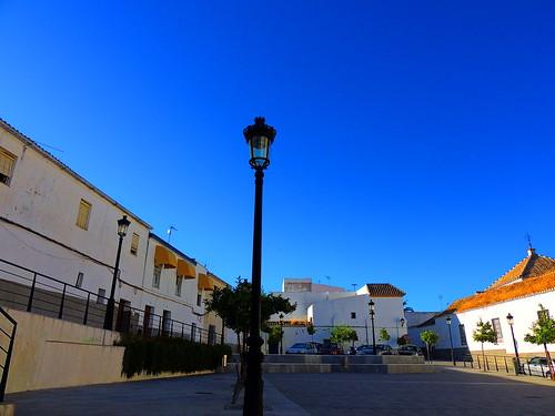 <Plaza del Hospitalillo> Lebrija (Sevilla)
