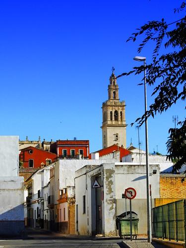 <Calle Álamos> Lebrija (Sevilla)