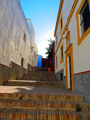 <Calle Adan y Eva> Lebrija (Sevilla)