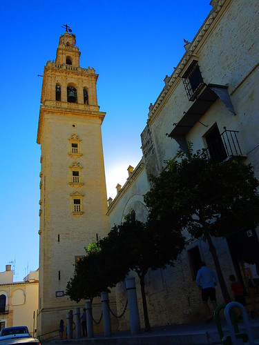 <Iglesia Santa María de la Oliva> Lebrija (Sevilla)